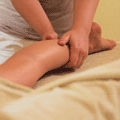 Leg Refresher with essential oils