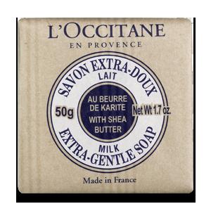 乳木果奶香皂