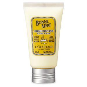 Bonne Mere Gentle Cream for face, body & hands - Honey