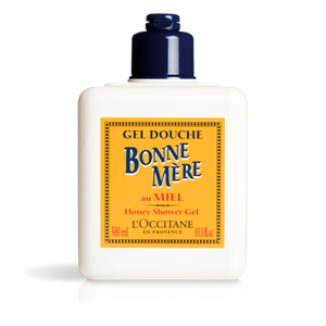 BONNE MERE Honey Shower Gel
