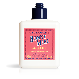 BONNE MERE Peach Shower Gel