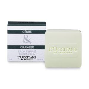 Cèdre & Oranger Perfumed Soap