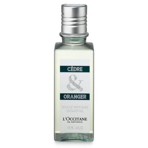 Cèdre & Oranger Shower Gel