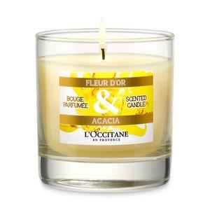 Fleur d'Or & Acacia Perfumed Candle