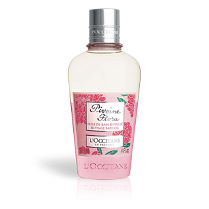 Pivoine Flora Bi-phase Bath Oil