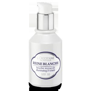 Reine Blanche Illuminating UV Shield