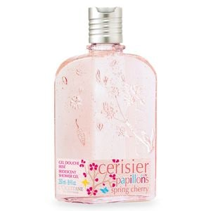 Spring Cherry Iridescent Shower Gel