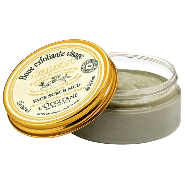 L'Occitane's Face Scrub Mud