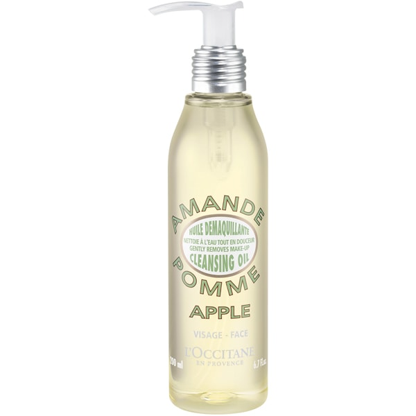 L'Occitane's Almond Apple Cleansing Oil