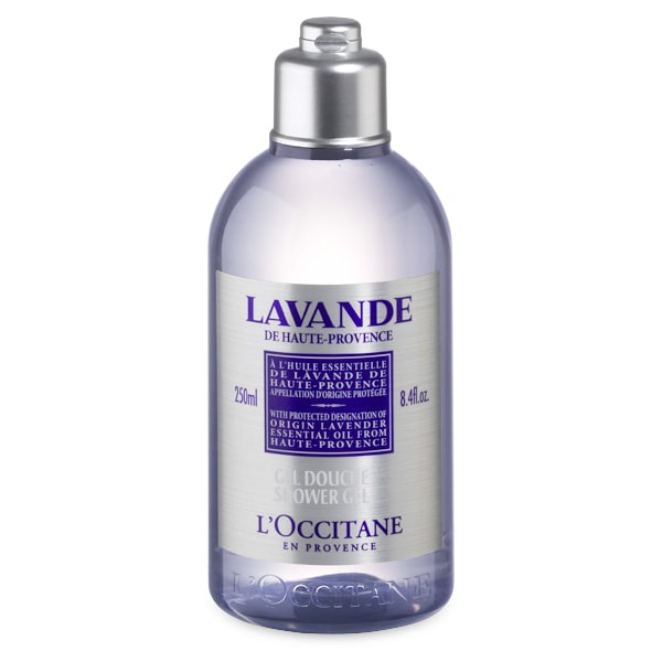 Organic Lavender Shower Gel