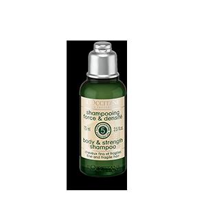 Aromachologie Body & Strength Shampoo - Hacim & Dolgunluk Veren  Şampuan