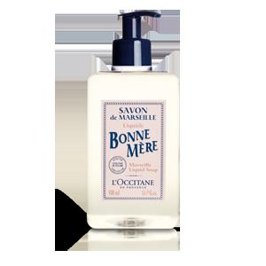 Bonne Mere Liquid Marseille Soap - Bonne Mere Sıvı Marsilya Sabunu