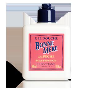Bonne Mere Peach Shower Gel - Bonne Mere Şeftalili Duş Jeli