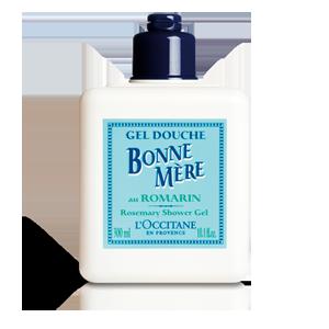 Bonne Mere Rosemary Shower Gel - Bonne Mere Biberiyeli Duş Jeli