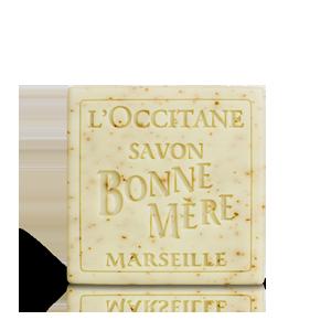 Bonne Mere Soap - Verbena - Bonne Mere Mine Çiçeği Sabun