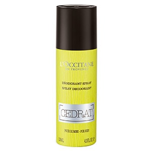 Cedrat Sprey Deodorant