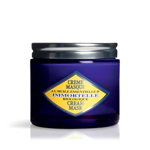 Immortelle Cream Mask - Ölmez Otu Precious Maske