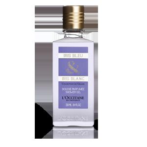 Iris Bleu & Iris Blanc Shower Gel - Mavi İris & Beyaz İris Duş Jeli