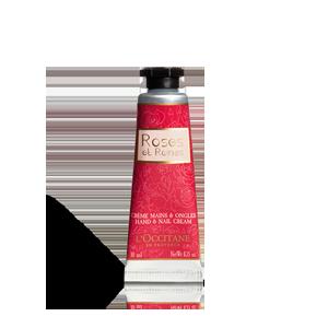 Roses et Reines Hand & Nail Cream - Gül El ve Tırnak Kremi