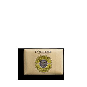 Shea Butter Extra Gentle Soap - Verbena  - Shea Verbena Sabun