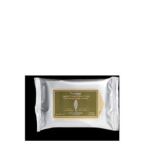 Verbena Refreshing Towelettes - Verbena El ve Vücut Ferahlatıcı Mendil