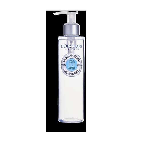 3-in-1 Cleansing Water - Shea Tonik 200 ml
