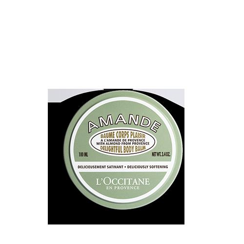Almond Delightful Body Balm - Almond Delightful Vücut Kremi 100 ml
