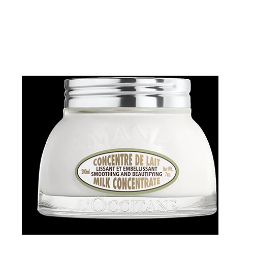 Almond Milk Concentrate - Badem Nemlendirici Vücut Kremi 200 ml