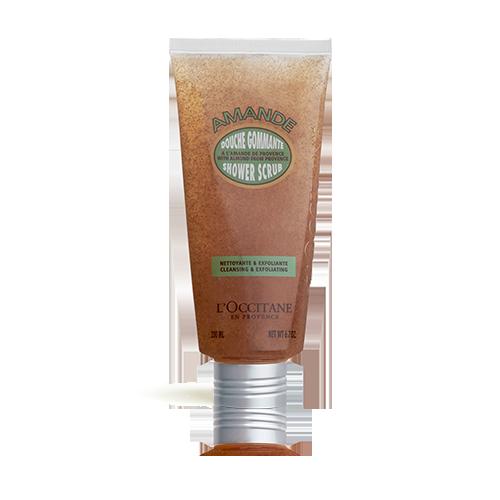 Almond Shower Scrub - Badem Duş Scrubı 200 ml