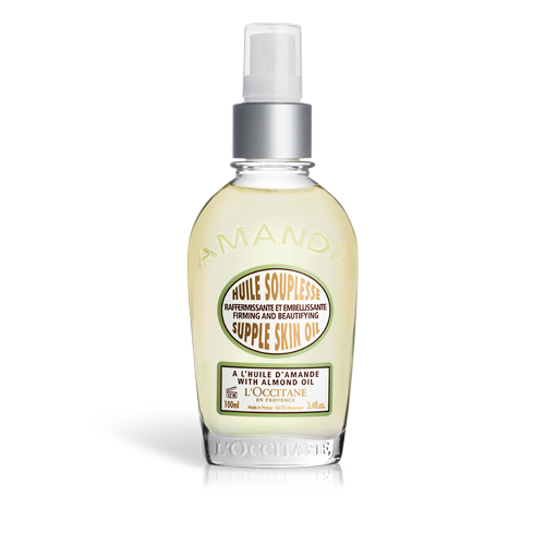 Almond Supple Skin Oil - Badem Vücut Yağı 100 ml