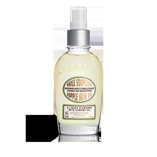 Almond Supple Skin Oil - Badem Vücut Yağı 100 ml