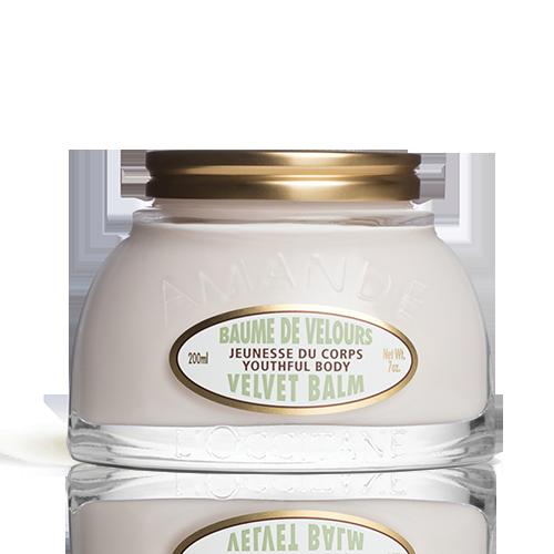 Almond Velvet Balm - Badem Gençleştirici Vücut Kremi 200 ml