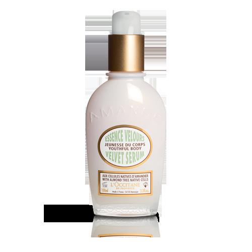 Almond Velvet Serum - Badem Gençleştirici Vücut Serumu