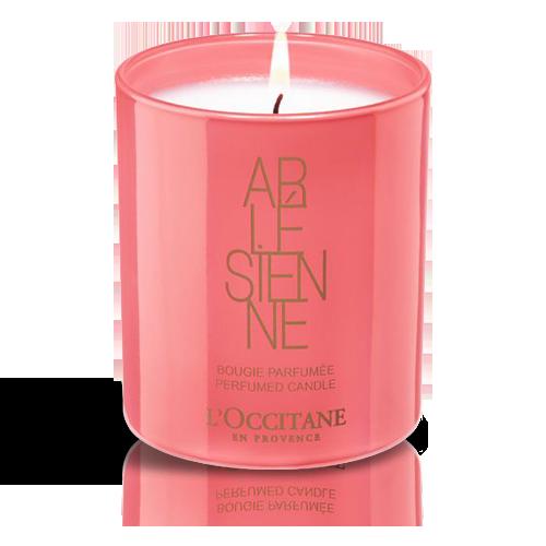 Arlesienne Scented Candle - Arlesienne Kokulu Mum 140 g