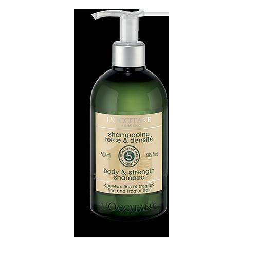 Aromachologie Body & Strength Shampoo - Hacim & Dolgunluk Veren Şampuan 500 ml