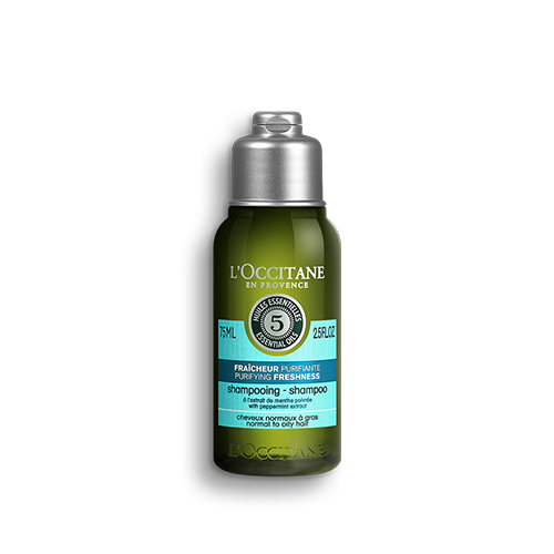 Aromachologie Purifying Freshness Shampoo - Aromakoloji Canlandırıcı Ferahlatıcı Şampuan 75ml
