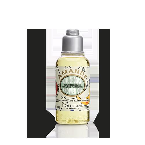 Badem Duş Yağı - Özel Koleksiyonu - Limited Edition 35 ml