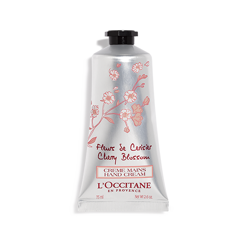 Cherry Blossom Petal Soft Hand Cream - Cherry Blossom El Kremi 75 ml