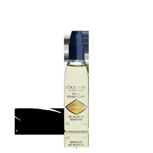 Immortelle Oil Make - Up Remover - Ölmez Otu Precious Yağ Bazlı Makyaj Temizleyici 30 ml