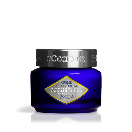 Immortelle Precious Night Cream - Ölmez Otu Precious Gece Kremi 50 ml