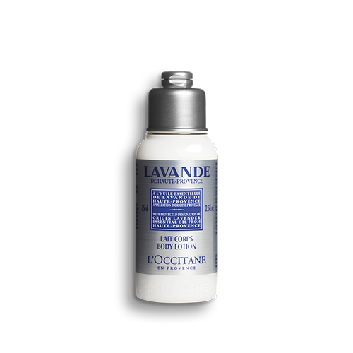 Lavender Body Milk - Lavanta Vücut Losyonu 75 ml