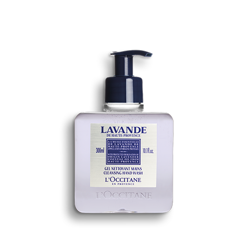 Lavender Cleansing Hand Wash - Lavanta Sıvı Sabun 300 ml
