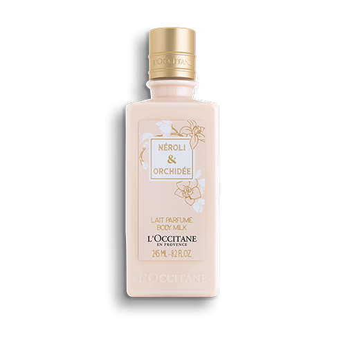Néroli & Orchidée Body Milk - Portakal Çiçeği & Orkide Vücut Losyonu 245 ml