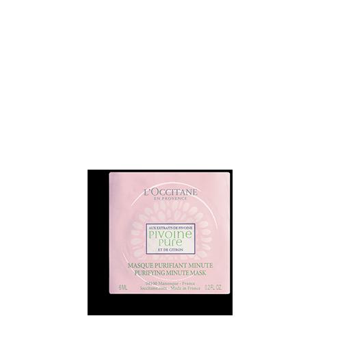 Pivoine Pure Purifying Minute Mask - Şakayık Arındırıcı Maske 6 ml