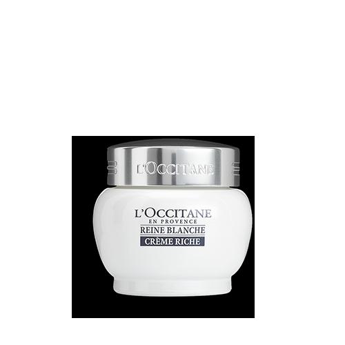 Reine Blanche White Infusion Rich Cream - Reine Blanche Yoğun Aydınlatıcı Krem 50 ml