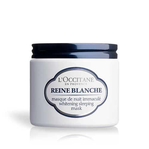 Reine Blanche Whitening Sleeping Mask - Reine Blanche Aydınlatıcı Maske 100ml