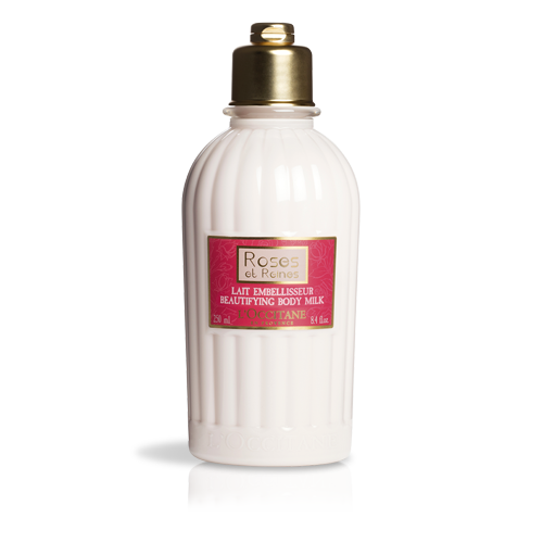 Roses et Reines Beautifying Body Milk - Gül Vücut Losyonu 250 ml