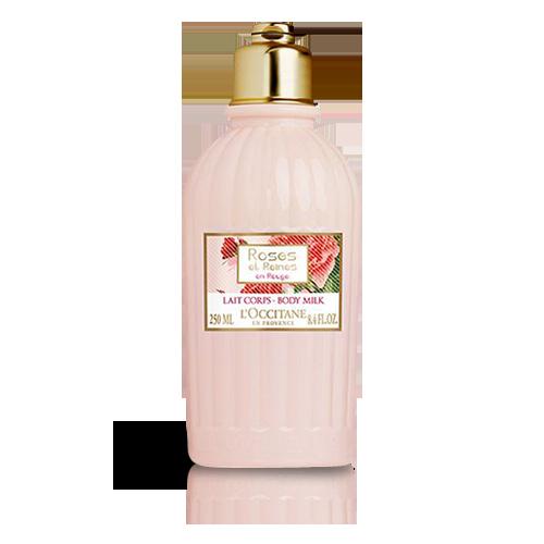Roses et Reines en Rouge Body Milk - Vücut Losyonu