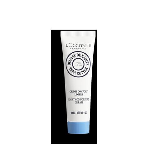 Shea Light Comforting Cream - Shea Karma Ciltler için Nemlendirici 30 ml