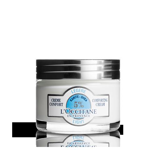 Shea Light Comforting Cream - Shea Karma Ciltler için Nemlendirici 50 ml